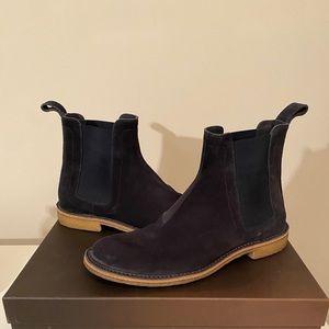Bottega Veneta Chelsea Boots - Navy Blue sz 40
